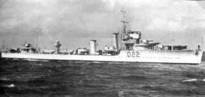 HMAS Waterhen (I)