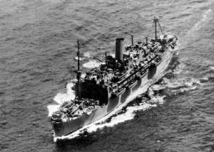 HMAS Westralia (I)