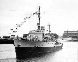 HMAS Whyalla (I)