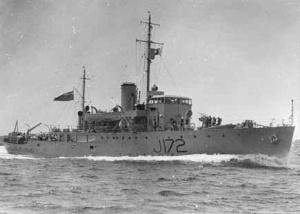 HMAS Wollongong (I)
