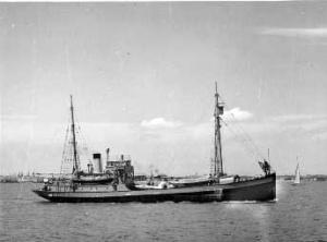 HMAS Wyatt Earp