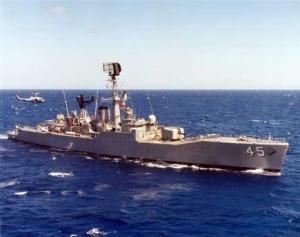 HMAS Yarra (III)