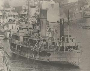 HMAS Burra Bra