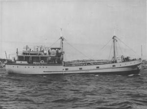 HMAS Woomera