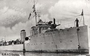 HMAS Yarra (I)