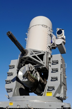Mk15 Block 1B Phalanx Close-In-Weapon-System (CIWS)